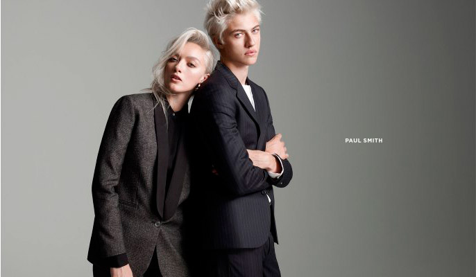 Lucky Blue Smith le modèle Mormon au million de fans