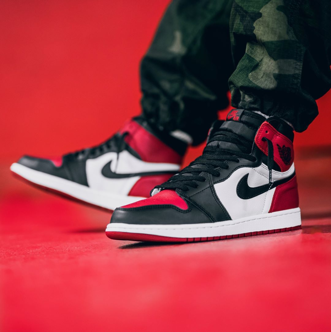 La Air Jordan 1 Retro High sera disponible chez Foot Locker ...