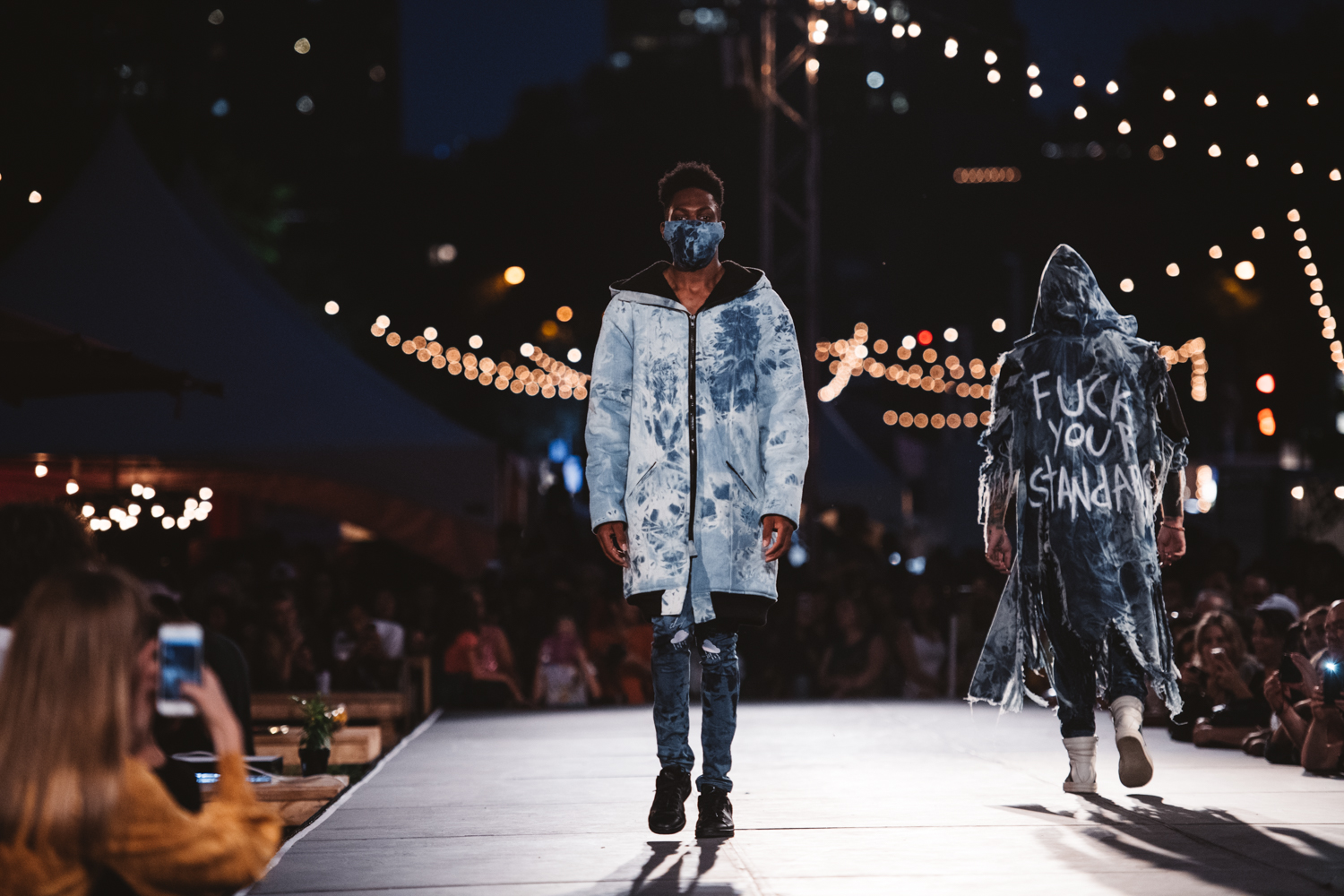 Le streetwear et le menswear clôturent le Festival Mode et Design 2018 [Photos]
