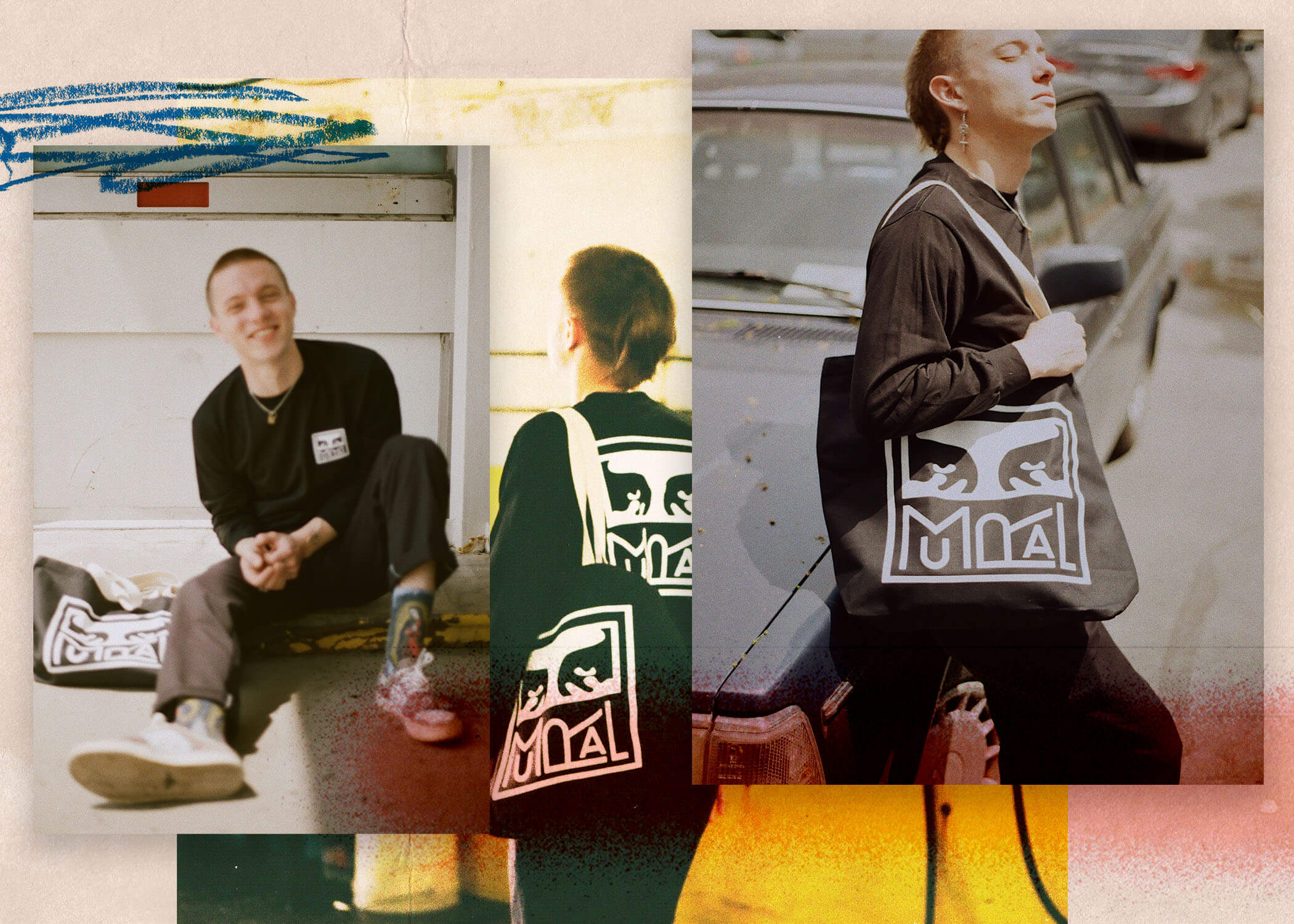 Obey et Mural s'associent pour une folle collection exclusive! (PHOTOS)