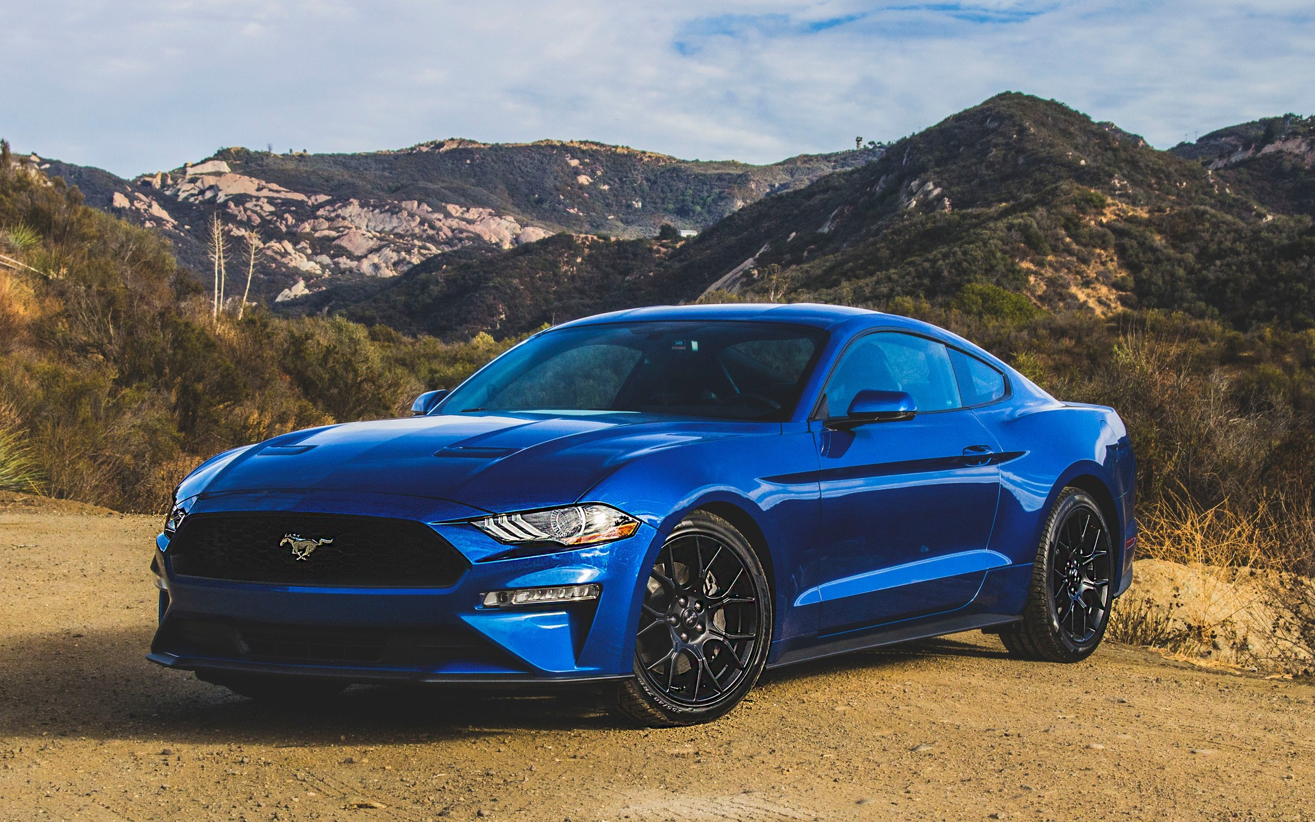 25. Ford Mustang